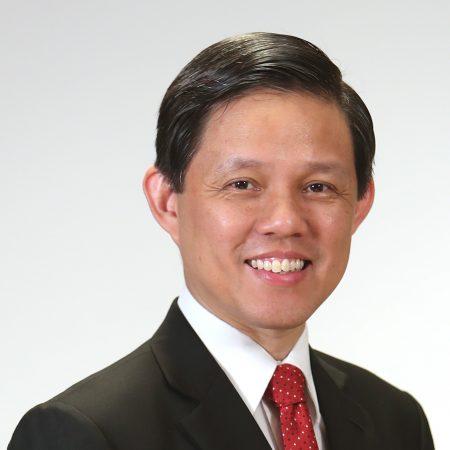 Minister Chan Chun Sing